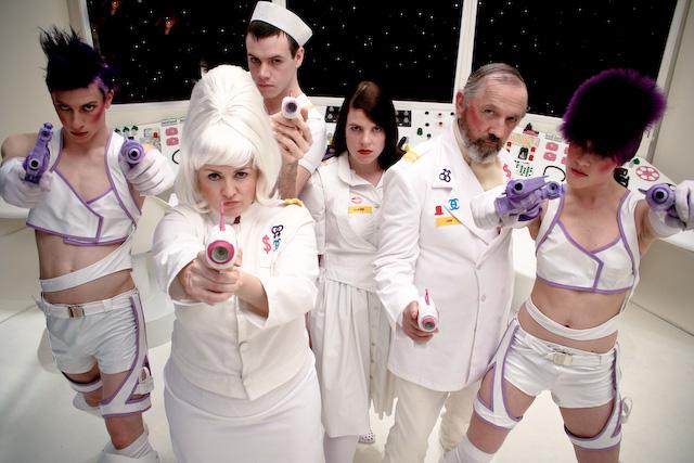 Galactic Sex Wars - Film